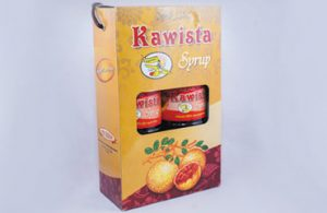 Sirup Kawista Tiwn Pack