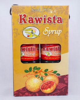 Sirup Kawista Twin Pack