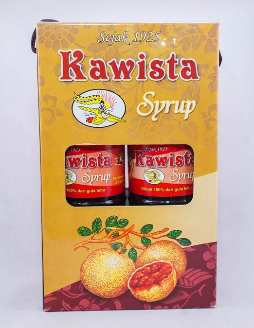 Sirup Kawista Twin Pack