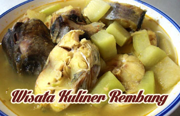 Wisata Kuliner Rembang