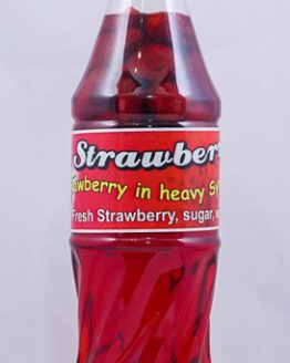 Sirup Strawberry